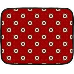 Cute Seamless Tile Pattern Gifts Fleece Blanket (mini) by creativemom