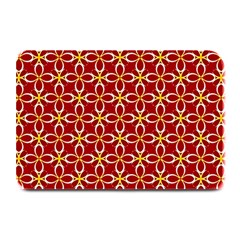 Cute Seamless Tile Pattern Gifts Plate Mats by creativemom