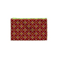 Cute Seamless Tile Pattern Gifts Cosmetic Bag (xs) by creativemom