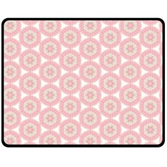 Cute Seamless Tile Pattern Gifts Fleece Blanket (medium)  by creativemom