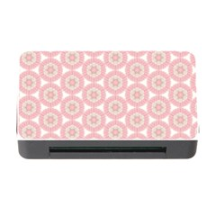 Cute Seamless Tile Pattern Gifts Memory Card Reader With Cf by creativemom