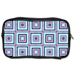 Cute Seamless Tile Pattern Gifts Toiletries Bags 2 Side by creativemom