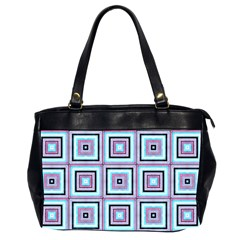 Cute Seamless Tile Pattern Gifts Office Handbags (2 Sides)  by creativemom