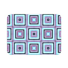 Cute Seamless Tile Pattern Gifts Double Sided Flano Blanket (mini)  by creativemom