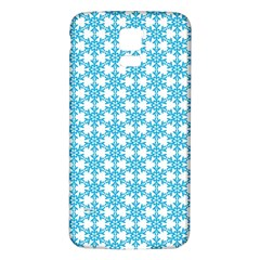 Cute Seamless Tile Pattern Gifts Samsung Galaxy S5 Back Case (white)