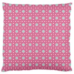 Cute Seamless Tile Pattern Gifts Standard Flano Cushion Cases (Two Sides)  Front