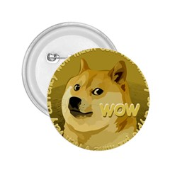 Dogecoin 2 25  Buttons by dogestore
