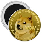Dogecoin 3  Magnets