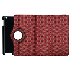 Cute Seamless Tile Pattern Gifts Apple Ipad 2 Flip 360 Case by creativemom
