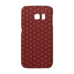 Cute Seamless Tile Pattern Gifts Galaxy S6 Edge by creativemom