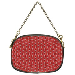 Cute Seamless Tile Pattern Gifts Chain Purses (two Sides)  by creativemom