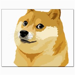 Dogecoin Canvas 8  x 10  by dogestore