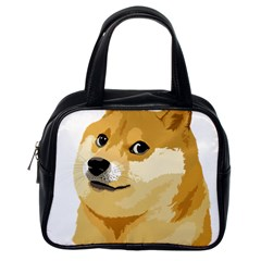 Dogecoin Classic Handbags (One Side) by dogestore