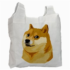 Dogecoin Recycle Bag (Two Side)  by dogestore