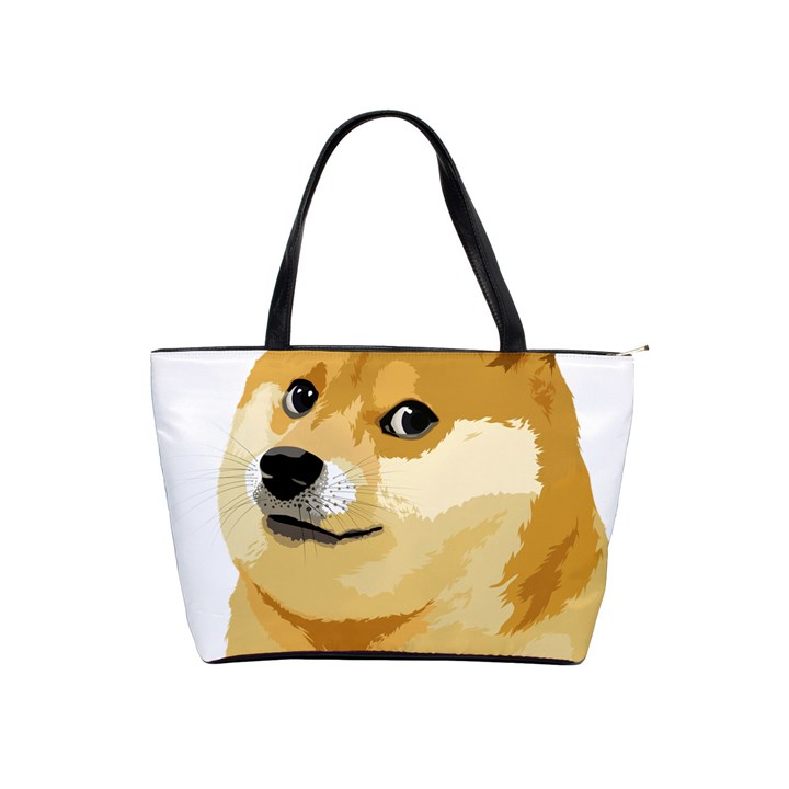 Dogecoin Shoulder Handbags