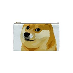 Dogecoin Cosmetic Bag (Small)  by dogestore