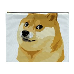Dogecoin Cosmetic Bag (xl) by dogestore