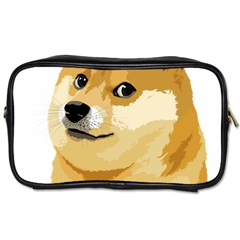 Dogecoin Toiletries Bags 2 Side