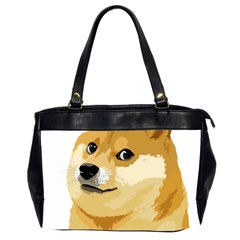 Dogecoin Office Handbags (2 Sides)