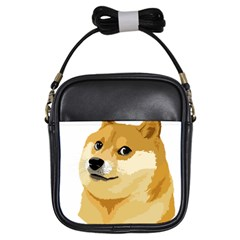 Dogecoin Girls Sling Bags by dogestore