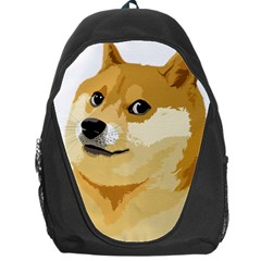 Dogecoin Backpack Bag by dogestore