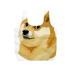 Dogecoin Full Print Recycle Bags (s)  by dogestore