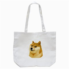 Dogecoin Tote Bag (white)  by dogestore