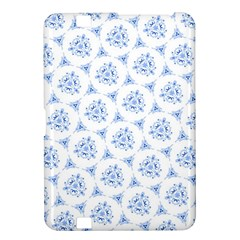Sweet Doodle Pattern Blue Kindle Fire Hd 8 9  by ImpressiveMoments