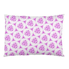 Sweet Doodle Pattern Pink Pillow Cases by ImpressiveMoments