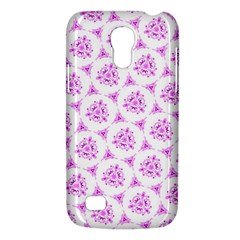 Sweet Doodle Pattern Pink Galaxy S4 Mini by ImpressiveMoments