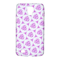 Sweet Doodle Pattern Pink Galaxy S4 Active by ImpressiveMoments