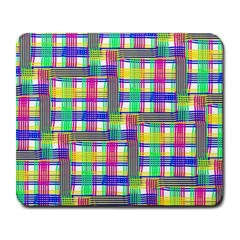 Doodle Pattern Freedom  Large Mousepads by ImpressiveMoments