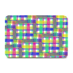 Doodle Pattern Freedom  Plate Mats by ImpressiveMoments