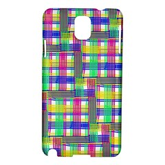 Doodle Pattern Freedom  Samsung Galaxy Note 3 N9005 Hardshell Case by ImpressiveMoments