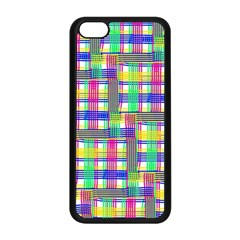 Doodle Pattern Freedom  Apple Iphone 5c Seamless Case (black) by ImpressiveMoments