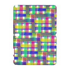Doodle Pattern Freedom  Samsung Galaxy Note 10 1 (p600) Hardshell Case by ImpressiveMoments