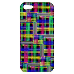 Doodle Pattern Freedom Black Apple Iphone 5 Hardshell Case by ImpressiveMoments