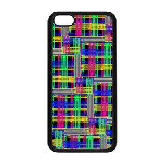 Doodle Pattern Freedom Black Apple Iphone 5c Seamless Case (black) by ImpressiveMoments