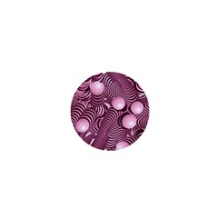 Doodle Fun Pink 1  Mini Buttons by ImpressiveMoments