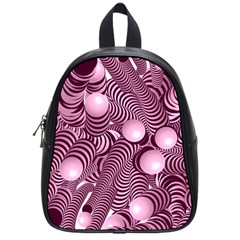 Doodle Fun Pink School Bags (small)  by ImpressiveMoments