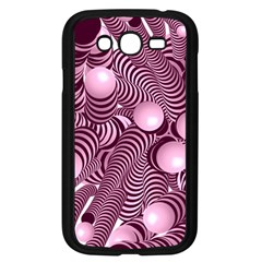 Doodle Fun Pink Samsung Galaxy Grand DUOS I9082 Case (Black) by ImpressiveMoments