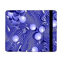 Doodle Fun Blue Samsung Galaxy Tab Pro 8 4  Flip Case by ImpressiveMoments