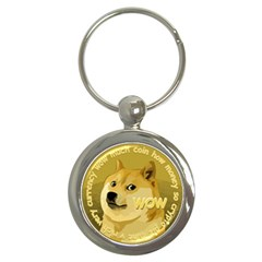 Dogecoin Key Chain (Round) by dogestore