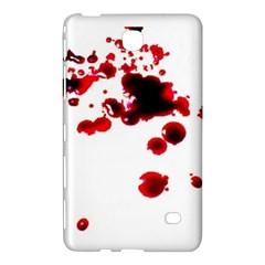 Blood Splatter 2 Samsung Galaxy Tab 4 (8 ) Hardshell Case