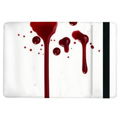 Blood Splatter 4 Ipad Air Flip by TailWags