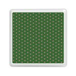 Cute Seamless Tile Pattern Gifts Memory Card Reader (Square)  Front