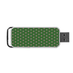 Cute Seamless Tile Pattern Gifts Portable Usb Flash (two Sides) by creativemom
