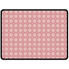 Cute Seamless Tile Pattern Gifts Double Sided Fleece Blanket (large)  by creativemom