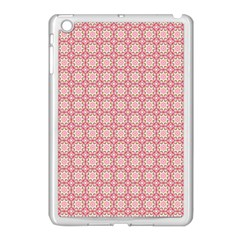 Cute Seamless Tile Pattern Gifts Apple iPad Mini Case (White) by creativemom