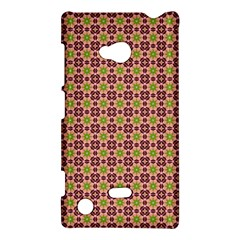 Cute Seamless Tile Pattern Gifts Nokia Lumia 720 by creativemom